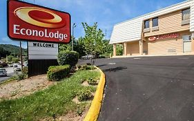 Econo Lodge Asheville North Carolina