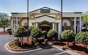 Quality Inn And Suites Mooresville