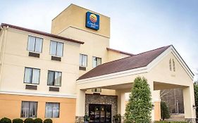 Comfort Inn Fayetteville North Carolina