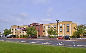 Comfort Suites East Columbus Oh