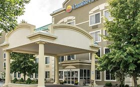 Comfort Inn North/polaris Columbus Oh