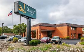 Quality Inn Jackson Ohio