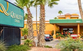 Quality Inn And Suites Tucson Airport