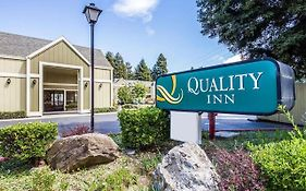 Quality Inn in Petaluma Ca