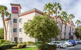 Comfort Suites Palm Desert I-10 photos Exterior