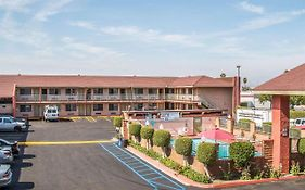 Econo Lodge Anaheim California