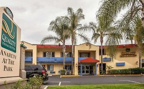 Quality Inn Suites Anaheim at The Park