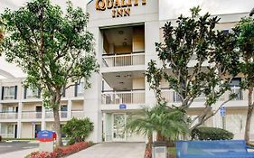 Quality Inn Placentia California