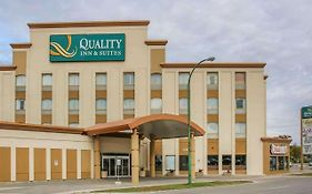 Quality Inn & Suites Winnipeg Mb