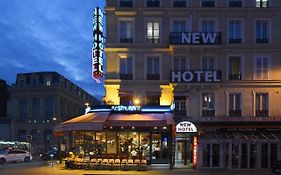 New Hotel Gare du Nord Paris