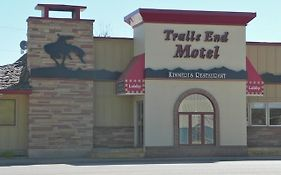 Trails End Motel Sheridan Wyoming
