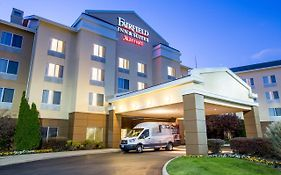 Fairfield Inn & Suites by Marriott Columbus Osu Columbus, Oh