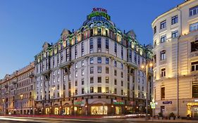 Moscow Marriott Grand Hotel photos Exterior