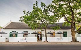 Four Oaks Guest House Montagu