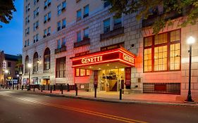 Genetti Hotel & Suites Williamsport Pa
