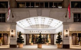 Grand Hyatt Washington 1000 h Street nw Washington dc 20001