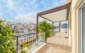 Urban Penthouse w 360 View of Athens Διαμέρισμα