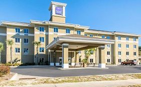 Sleep Inn And Suites Panama City Beach