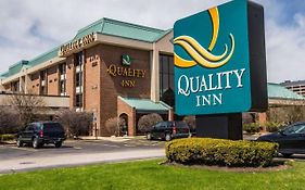 Quality Inn Schaumburg Illinois