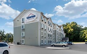 Suburban Extended Stay Hotel Huntsville University Area photos Exterior