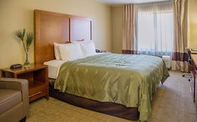 Quality Inn Merced California
