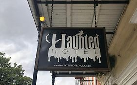 Haunted Hotel New Orleans