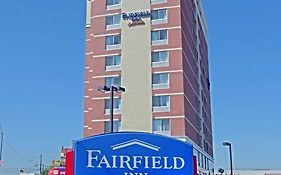 Fairfield Inn Long Island City Manhattan View