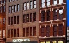 Homewood Suites Downtown Indianapolis 3*