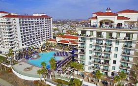 Waterfront Hilton in Huntington Beach