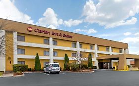 Clarion Inn Knoxville Tennessee
