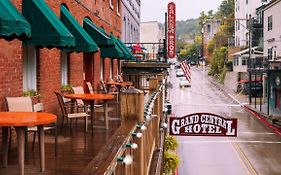 The Grand Central Hotel Eureka Springs