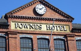 The Fownes Hotel