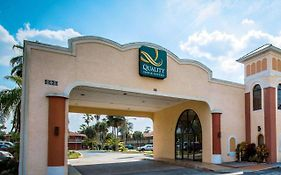 Quality Inn & Suites Eastgate Orlando Florida