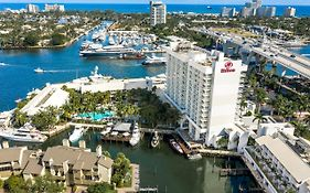 The Hilton Marina Fort Lauderdale