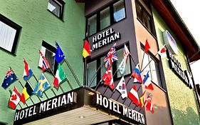 Hotel Merian Rothenburg