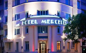 Hotel Mercedes Paris