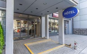 Hotel Suites Downtown Montreal