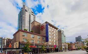 Howard Johnson Hotel Vancouver Bc