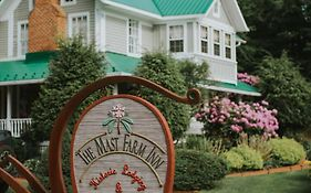 The Mast Farm Inn Banner Elk Nc
