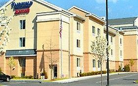 Fairfield Inn And Suites Auburn Ma