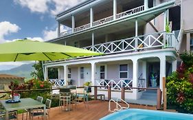 The Champs Hotel Dominica