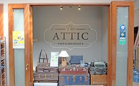 The Attic Bed And Breakfast Bandung