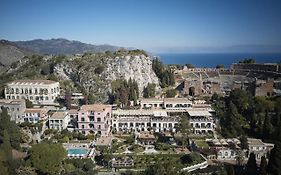 Grand Hotel Timeo Taormina Province of Messina Italy