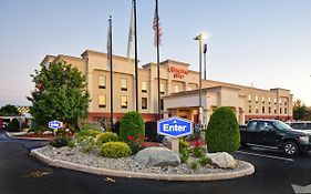 Hampton Inn Chicopee Ma