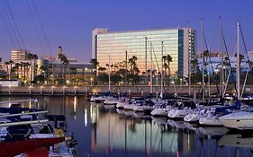 Hyatt Hotel in Long Beach California