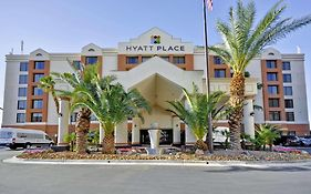 The Hyatt Place Las Vegas