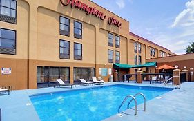 Hampton Inn Eden North Carolina