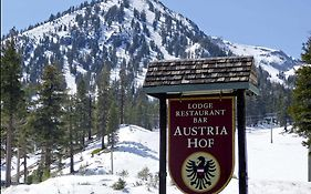 Austria Hof Lodge Mammoth Lakes Ca