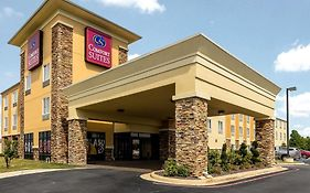 Comfort Suites Jonesboro University Area photos Exterior