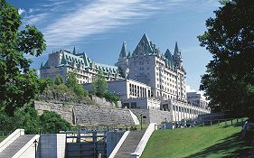 Chateau Laurier Hotel Ottawa Ontario